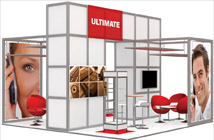 Metal Trade Show Display Systems
